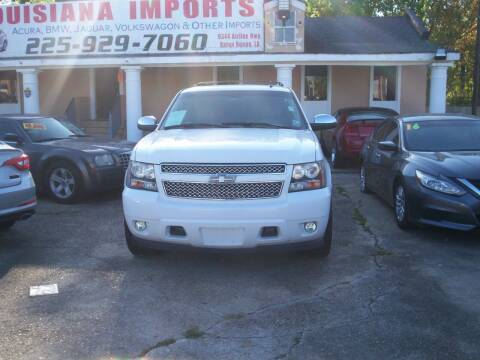 2007 Chevrolet Tahoe for sale at Louisiana Imports in Baton Rouge LA
