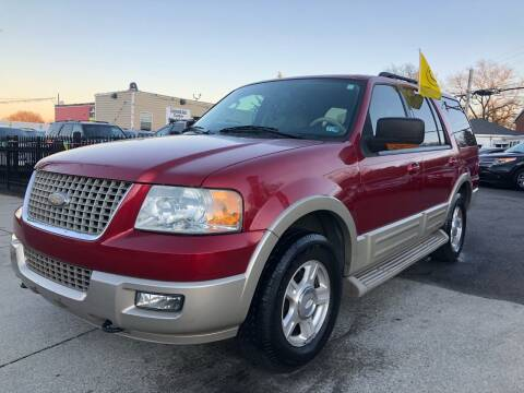 2006 Ford Expedition for sale at Crestwood Auto Center in Richmond VA