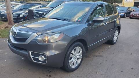 2010 Acura RDX for sale at GA Auto IMPORTS  LLC in Buford GA