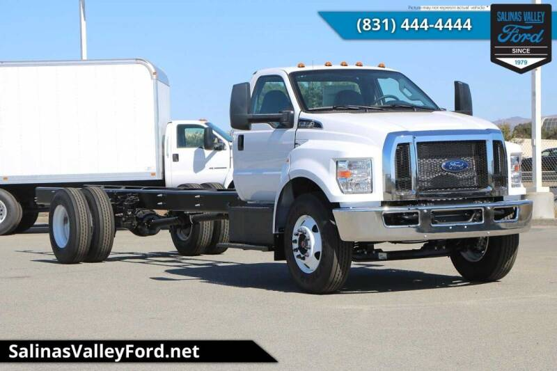 2022 Ford F-650 Super Duty for sale in Salinas, CA