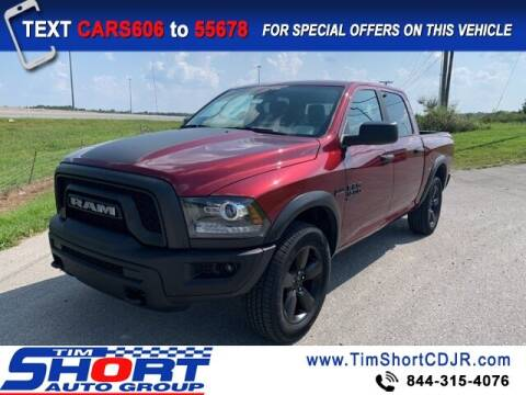 2020 RAM Ram Pickup 1500 Classic for sale at Tim Short Chrysler in Morehead KY