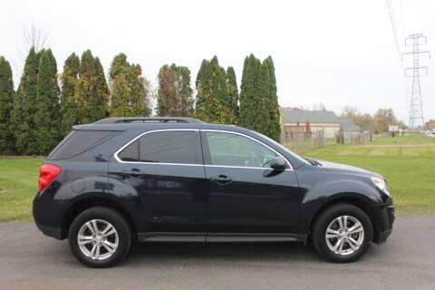 2015 Chevrolet Equinox for sale at D & B Auto Sales LLC in Washington Township MI