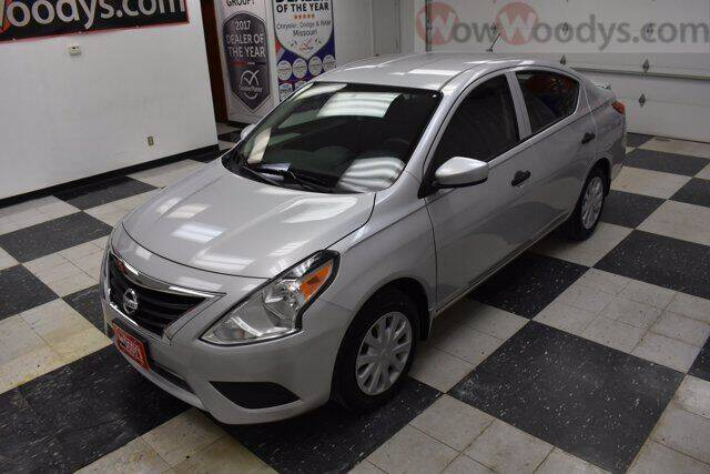 2019 Nissan Versa S Plus 4dr Sedan - Chillicothe MO
