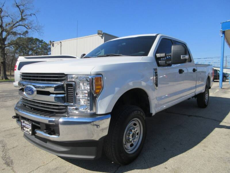 2017 Ford F-250 Super Duty for sale at Quality Investments in Tyler TX