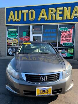 2009 Honda Accord for sale at Auto Arena in Fairfield OH
