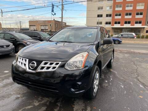 2012 Nissan Rogue for sale at Exotic Automotive Group in Jersey City NJ