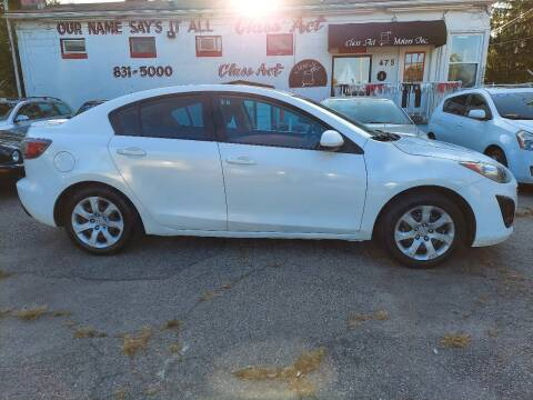 2011 Mazda MAZDA3 for sale at Class Act Motors Inc in Providence RI