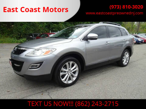 2011 Mazda CX-9 for sale at East Coast Motors in Lake Hopatcong NJ