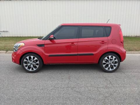 2013 Kia Soul for sale at TNK Autos in Inman KS