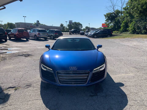 2014 Audi R8 for sale at Community Auto Brokers in Crown Point IN