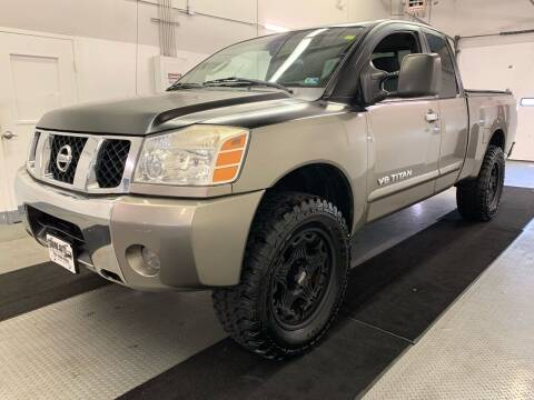 2007 Nissan Titan for sale at TOWNE AUTO BROKERS in Virginia Beach VA