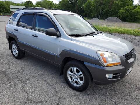 2008 Kia Sportage for sale at 518 Auto Sales in Queensbury NY