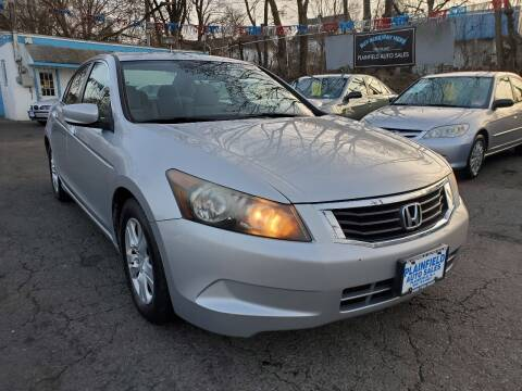 2009 Honda Accord for sale at New Plainfield Auto Sales in Plainfield NJ