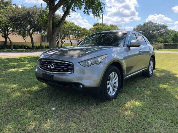 2009 Infiniti FX35 VERY CLEAN AND LUXURIOUS - Fort Lauderdale FL