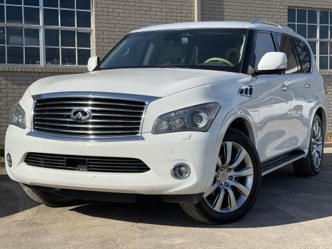 2013 Infiniti QX56 for sale at Quality Auto of Collins in Collins MS