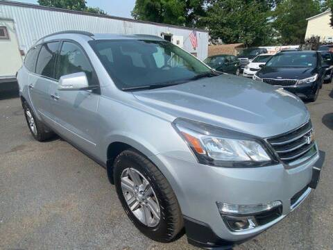 2015 Chevrolet Traverse for sale at Exem United in Plainfield NJ