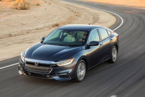 2021 Honda Insight for sale at Diamante Leasing in Brooklyn NY