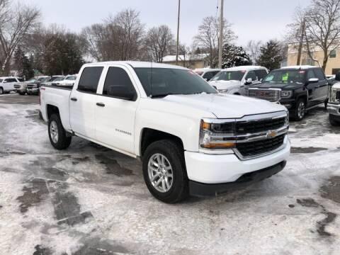 2018 Chevrolet Silverado 1500 for sale at WILLIAMS AUTO SALES in Green Bay WI