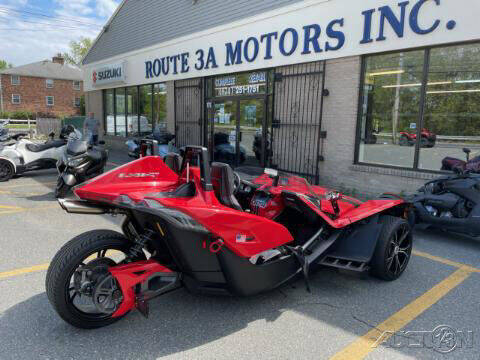 2016 Slingshot SLINGSHOT SL 6 SPEED for sale at ROUTE 3A MOTORS INC in North Chelmsford MA