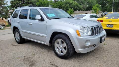 2007 Jeep Grand Cherokee for sale at JR Auto in Brookings SD