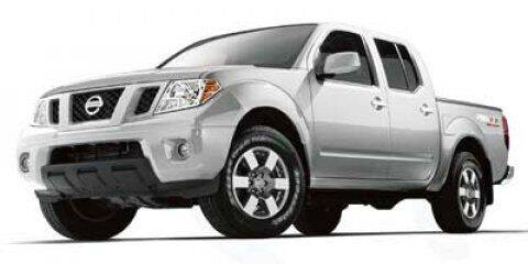 2012 Nissan Frontier for sale at Mike Murphy Ford in Morton IL