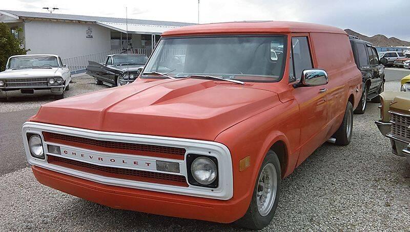 1972 Chevrolet CUSTOM for sale at Collector Car Channel - Desert Gardens Mobile Homes in Quartzsite AZ