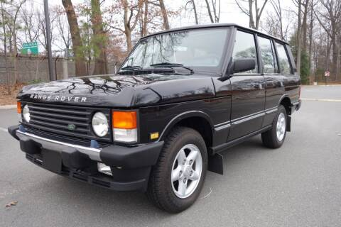 1995 Land Rover Range Rover for sale at GEARHEADS in Vienna VA
