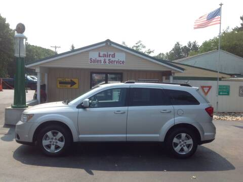 2012 Dodge Journey for sale at LAIRD SALES AND SERVICE in Muskegon MI