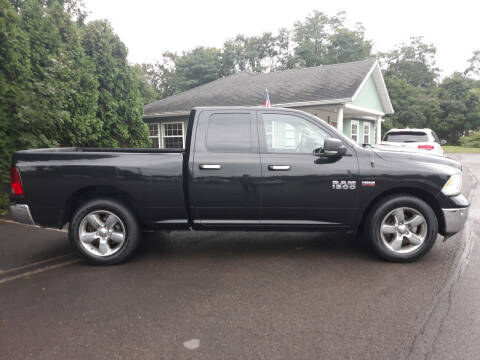 2017 RAM Ram Pickup 1500 for sale at Feduke Auto Outlet in Vestal NY