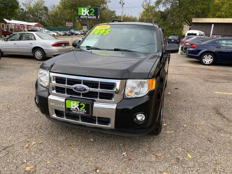2009 Ford Escape for sale at BK2 Auto Sales in Beloit WI