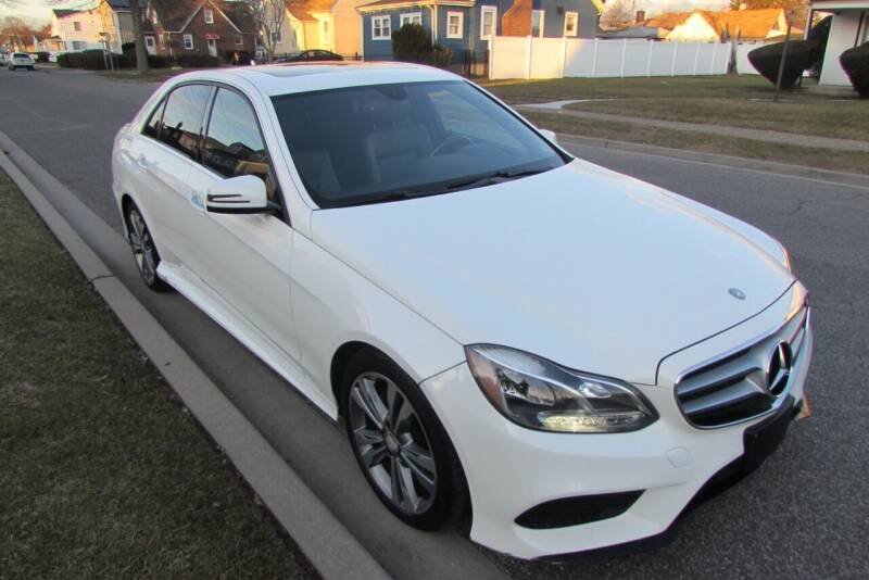2014 Mercedes-Benz E-Class for sale at First Choice Automobile in Uniondale NY