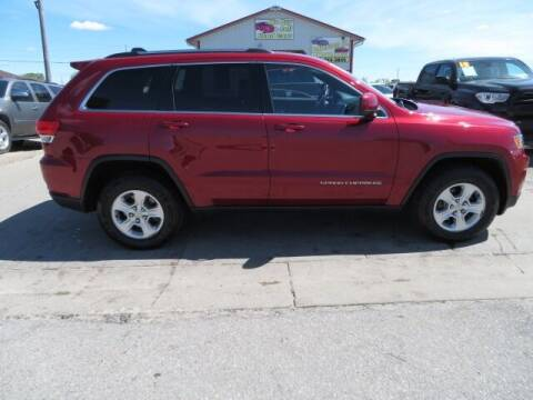 2015 Jeep Grand Cherokee for sale at Jefferson St Motors in Waterloo IA