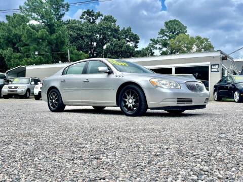2007 Buick Lucerne for sale at Barrett Auto Sales in North Augusta SC