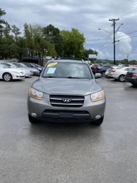 2009 Hyundai Santa Fe for sale at Elite Motors in Knoxville TN