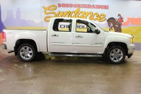 2013 GMC Sierra 1500 for sale at Sundance Chevrolet in Grand Ledge MI