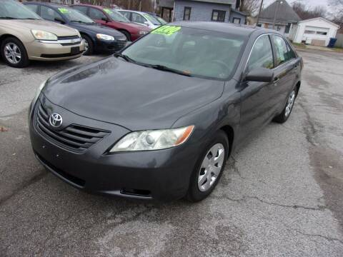 2004 Toyota Camry for sale at Car Credit Auto Sales in Terre Haute IN