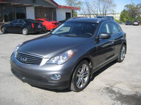 2015 Infiniti QX50 for sale at Import Auto Connection in Nashville TN