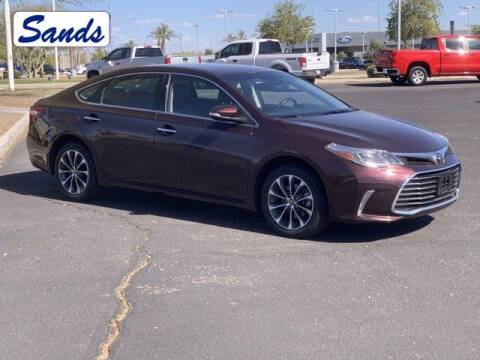 2018 Toyota Avalon for sale at Sands Chevrolet in Surprise AZ