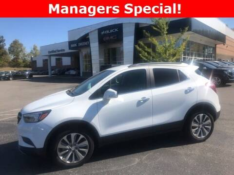 2019 Buick Encore for sale at Mark Sweeney Buick GMC in Cincinnati OH