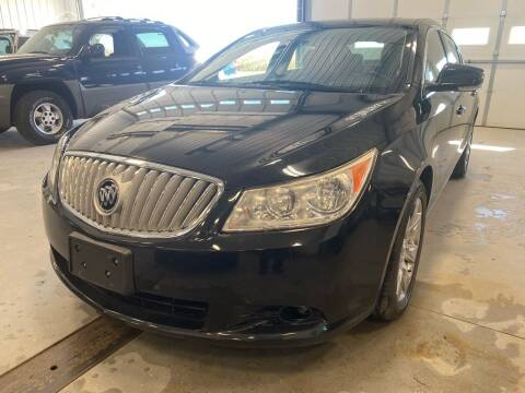 2012 Buick LaCrosse for sale at RDJ Auto Sales in Kerkhoven MN