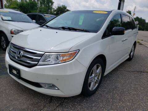 2012 Honda Odyssey for sale at Hwy 13 Motors in Wisconsin Dells WI
