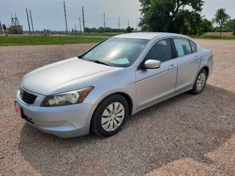 2010 Honda Accord for sale at Best Car Sales in Rapid City SD