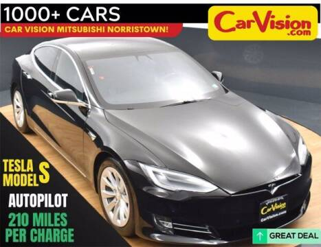 2017 Tesla Model S for sale at Car Vision Buying Center in Norristown PA