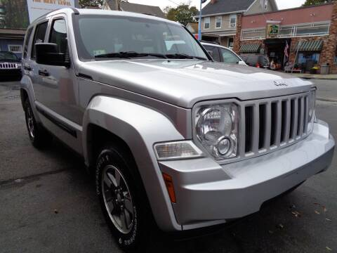 2008 Jeep Liberty for sale at Best Choice Auto Sales Inc in New Bedford MA