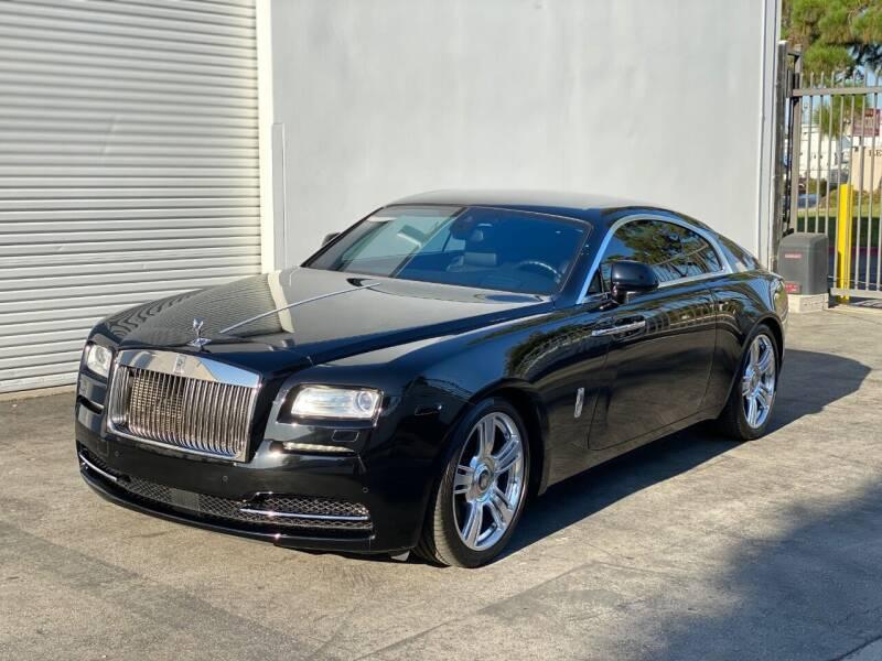 2015 Rolls-Royce Wraith for sale at Corsa Exotics Inc in Montebello CA