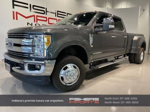 2017 Ford F-350 Super Duty for sale at Fishers Imports in Fishers IN
