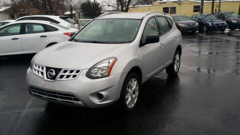 2015 Nissan Rogue Select for sale at Nonstop Motors in Indianapolis IN