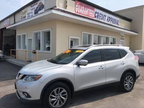 2015 Nissan Rogue for sale at Suarez Auto Sales in Port Huron MI