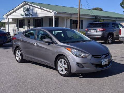 2011 Hyundai Elantra for sale at Best Used Cars Inc in Mount Olive NC