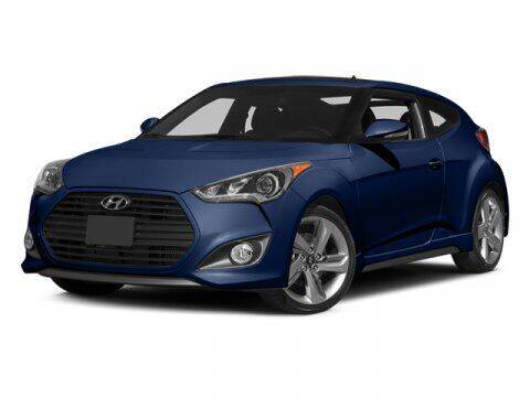 2014 Hyundai Veloster for sale at DAVID McDAVID HONDA OF IRVING in Irving TX